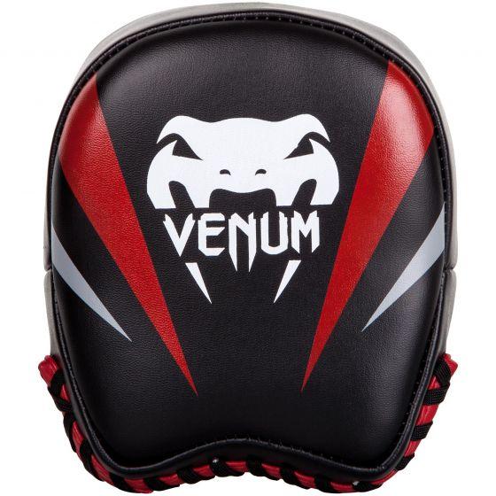 Боксерские лапы Venum Elite Mini - Черный
