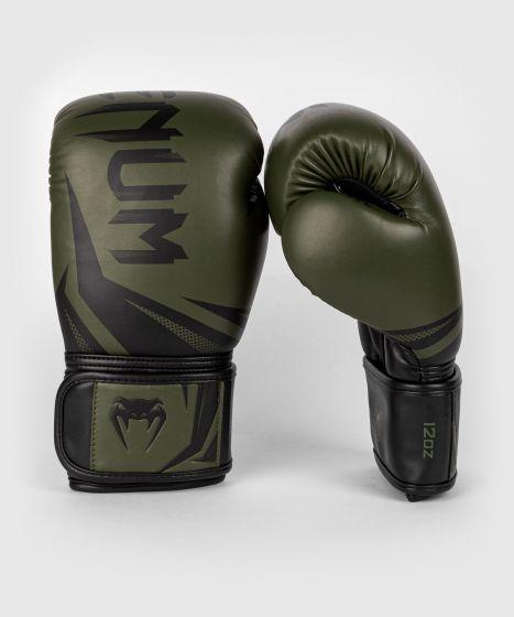 Venum Challenger 3.0 Boxing Gloves - Khaki/Black