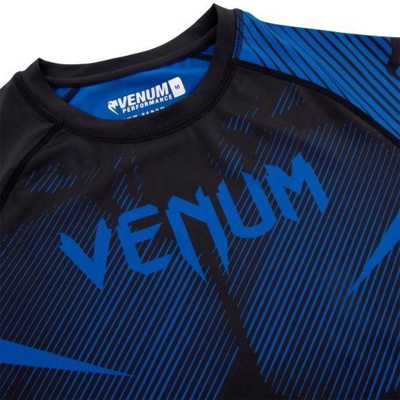 Venum NoGi 2.0 Rashguard - Long Sleeves - Black/Blue