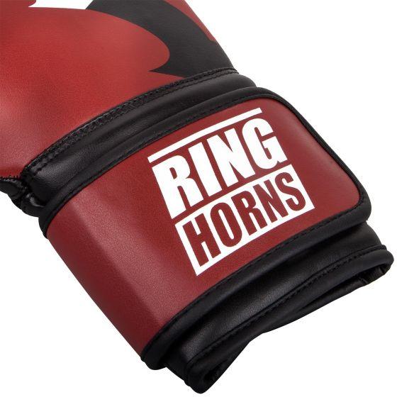 Боксерские перчатки Ringhorns Charger – красные