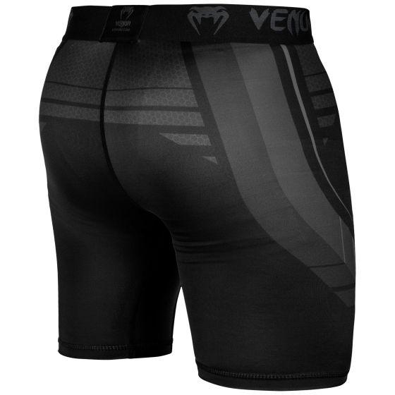Venum Technical 2.0 Compression Shorts - Black/Black