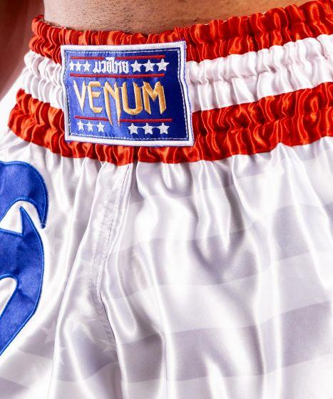 Venum MT 플래그 무에타이 쇼츠 - 미국