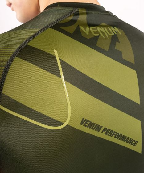 Venum Loma Commando Long Sleeve Rashguard - Khaki