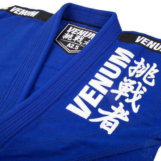 Venum Challenger 4.0 BJJ Gi - (Bag Included) - Blue