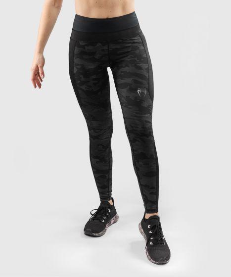 Venum Defender Leggings - for women - Black/Black
