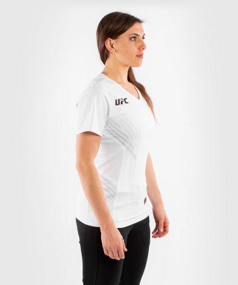 UFC Venum Authentic Fight Night Women's Walkout Jersey - White