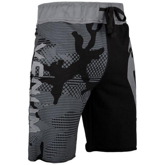 Venum Assault Cotton Shorts - Black/Grey