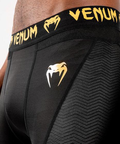Venum G-Fit Compresssion Tights - Black/Gold