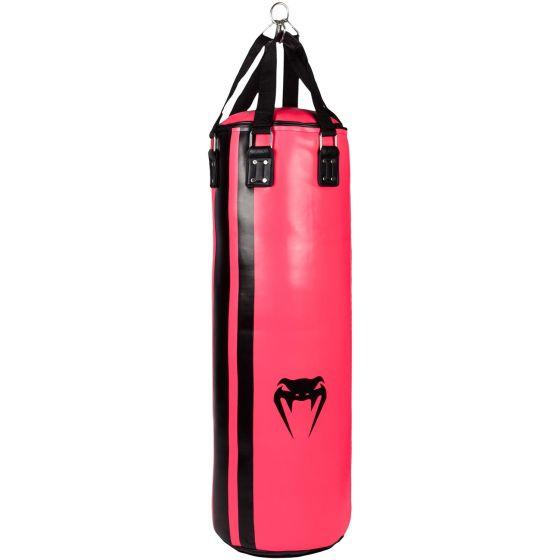 Venum Hurricane Punching Bag - Filled - 130 cm - Black/Pink