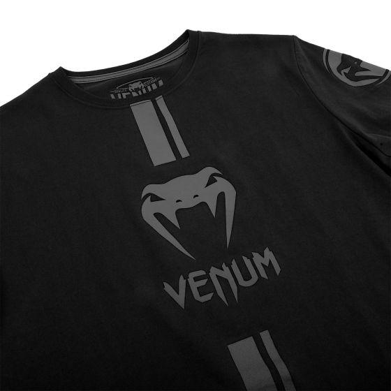 Venum Logos T-shirt - Black/Black