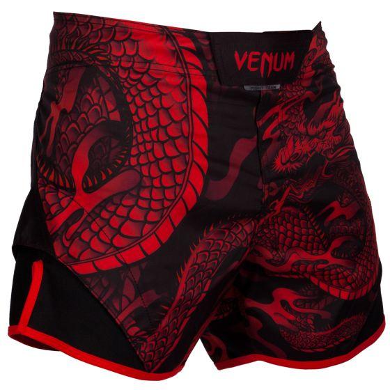 Venum Dragon's Flight Fightshorts - Black/Red
