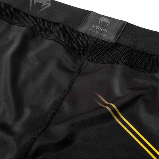 Venum Okinawa 2.0 Spats - Black/Yellow