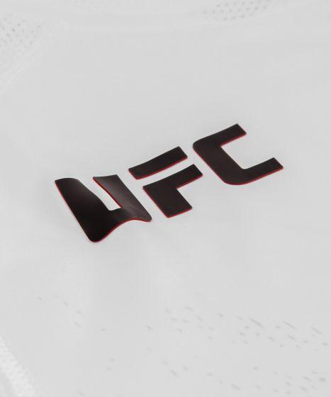 UFC 베넘 어쎈틱 파이트 나이트 남성 워크아웃 져지 - 하얀
