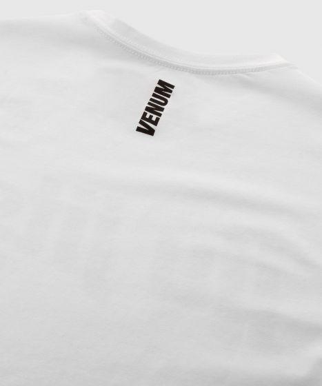 Футболка Venum Jiu Jitstu VT - Белый/Черный