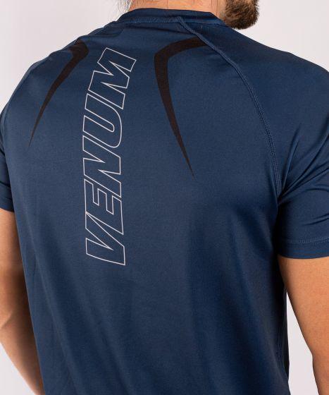 Футболка Dry-Tech  Venum Contender 5.0 - синий флот/Песок