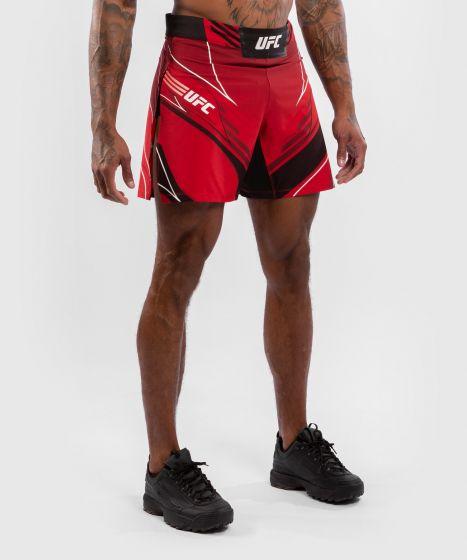 UFC Venum Authentic Fight Night Men's Gladiator Shorts - Red