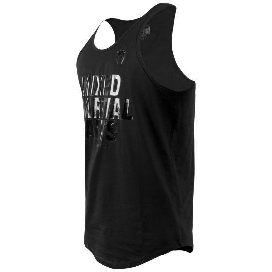 Venum MMA VT Tank Top - Black/Black