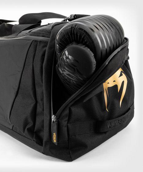 Спортивная сумка Venum Trainer Lite Evo - Черный/Золотой