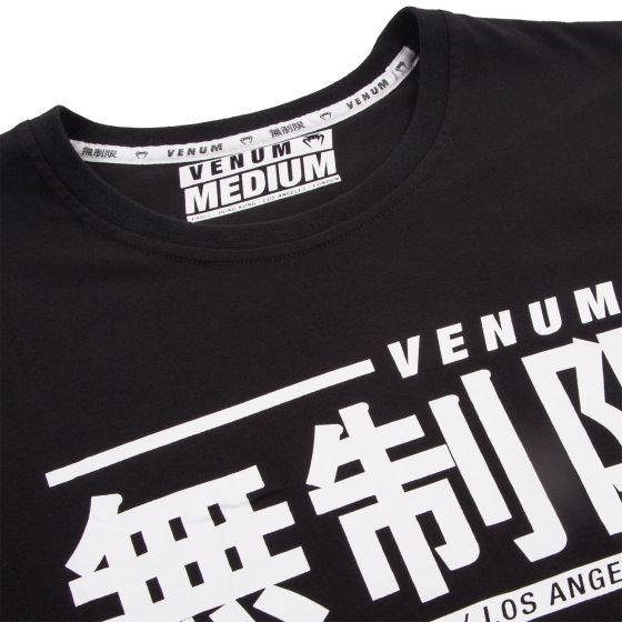 Venum Limitless T-shirt - Black