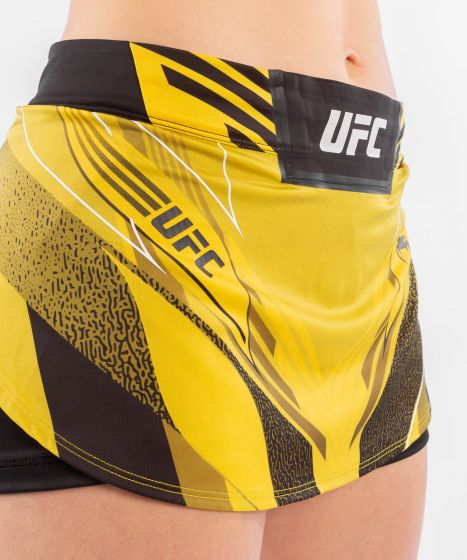 UFC Venum Authentic Fight Night Women's Skort - Yellow
