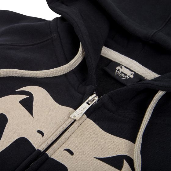 Venum Infinity Hoodie with Zip - Black/White