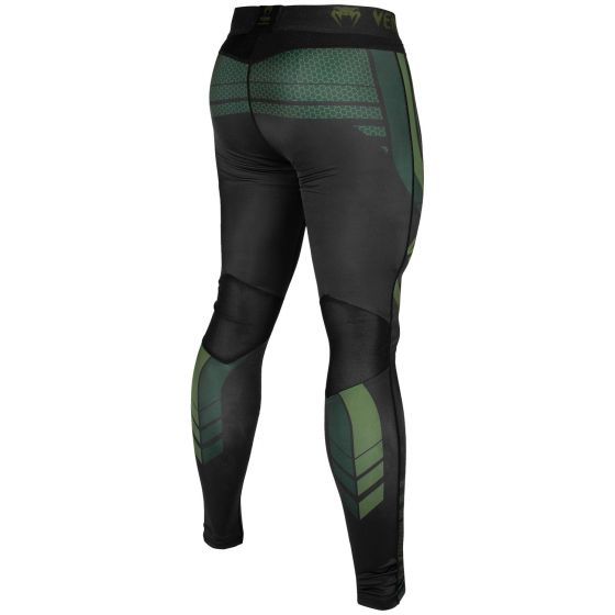 Venum Technical 2.0 Spats - Black/Khaki - Exclusive