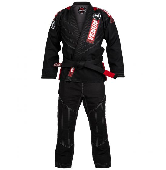 Venum Elite 2.0 BJJ Gi - (Bag Included) - Black - A1,5