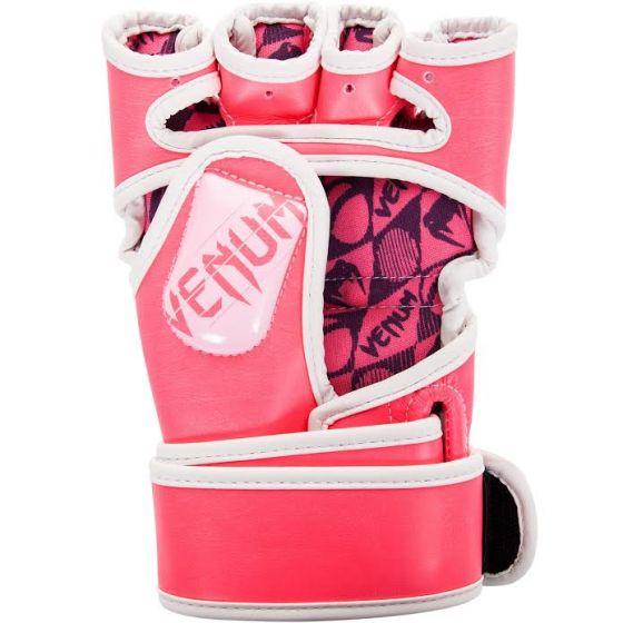 Venum Undisputed 2.0 MMA Gloves - Pink/White