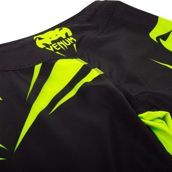 Venum Challenger Fightshorts - Black/Neo Yellow