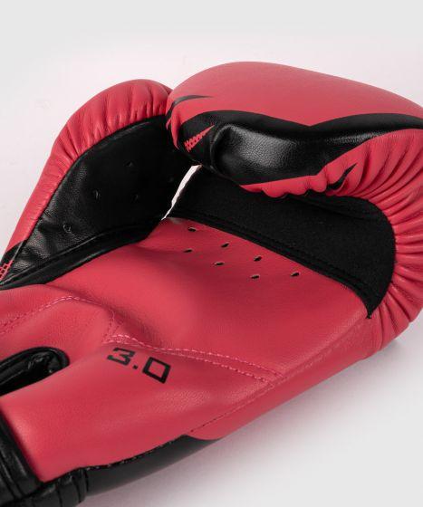 Venum Challenger 3.0 Boxing Gloves - Black/Coral
