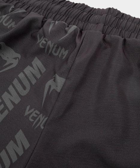 베넘 로고 트레이닝 쇼츠 - 블랙/블랙