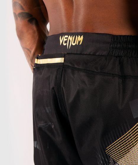 ММА шорты Venum Skull - Черный