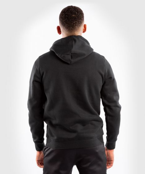 UFC Venum Authentic Fight Week Men's Pullover Hoodie - Black