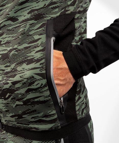 Толстовка с капюшоном Venum LASER EVO 2.0 - Хаки камуфляж