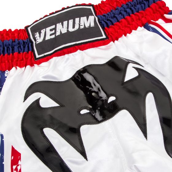 Venum Bangkok Spirit Muay Thai Shorts - White