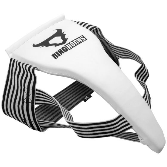 Ringhorns Charger Groin Guard & Support - For Women - White