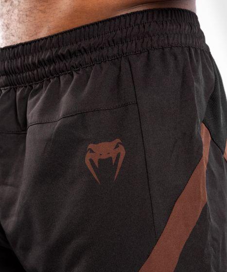 Шорты Venum No Gi 3.0 Fightshort - черный/коричневый