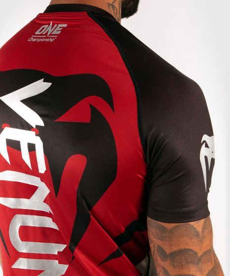 Футболка Dry Tech Venum x ONE FC  - Красный