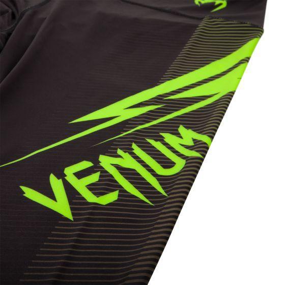Venum Razor Leggings - Black/Yellow