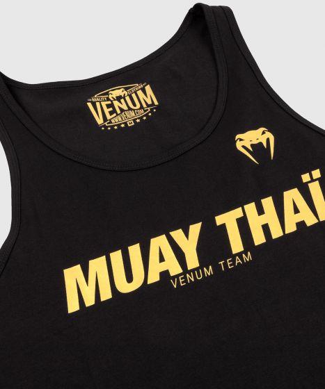 Venum Muay Thai VT Tank Top - Black/Gold