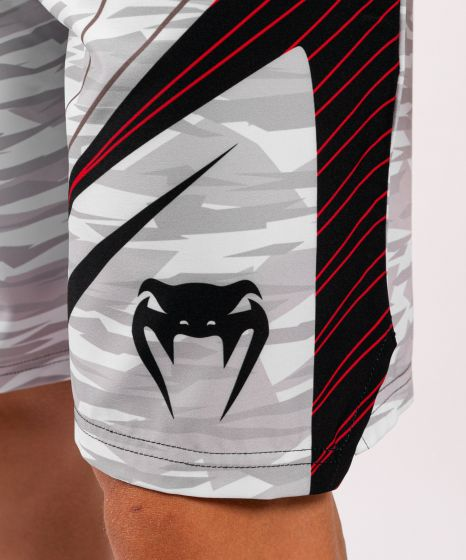 Спортивные шорты Venum Contender 5.0 - Белый/Камуфляж