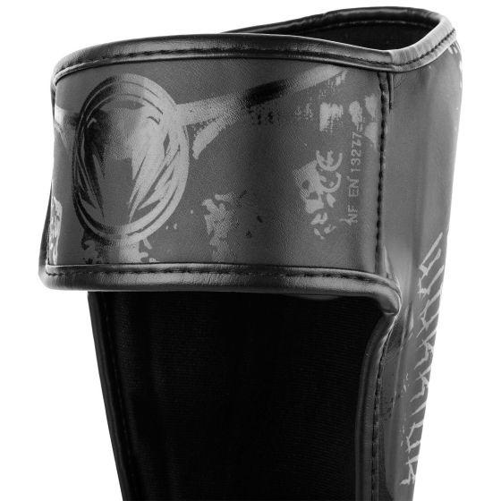 Venum Gladiator 3.0 Shin Guards - Matte Black