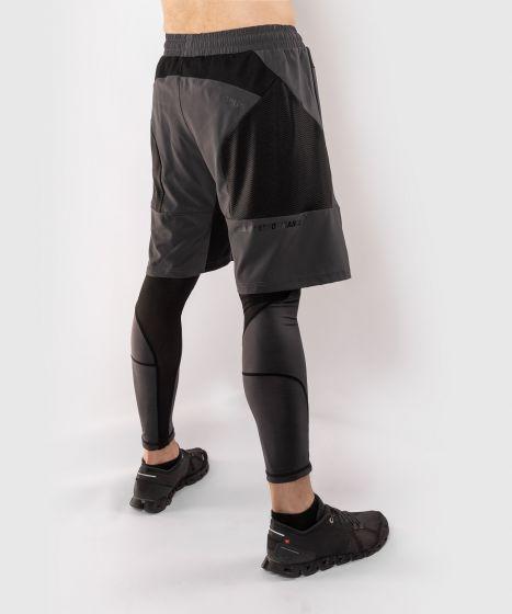 Venum G-Fit Training Shorts - Grey/Black