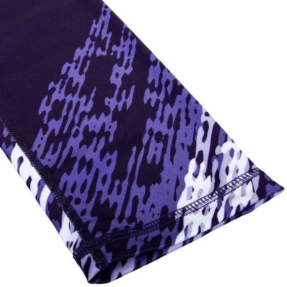 Venum Neo Camo Cropped Leggings - Purple