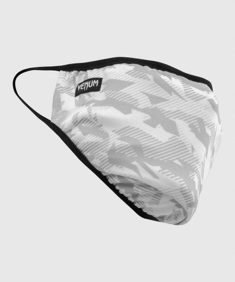 Защитная маска для лица Venum – блан/камуфляжно