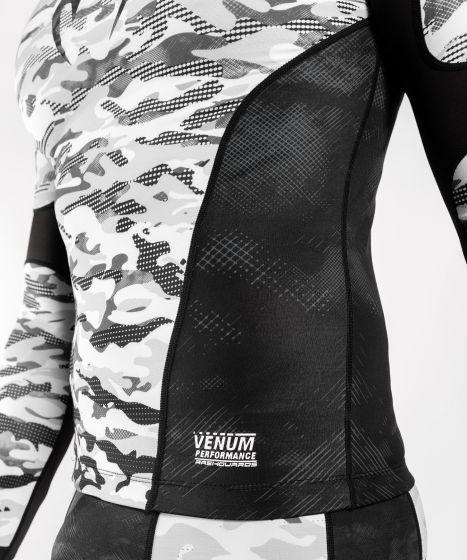 Рашгард с длинным рукавом Venum Defender - Городской камуфляж