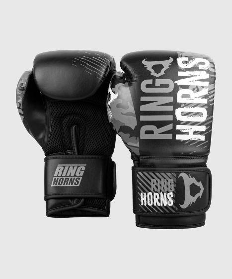 Боксерские перчатки Ringhorns Charger Camo - Черный/Серый