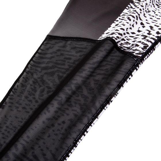 Venum Dune Cropped Leggings - Black/White