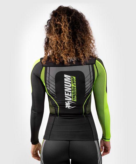 Venum Training Camp 3.0 Women Rashguard - long sleeves