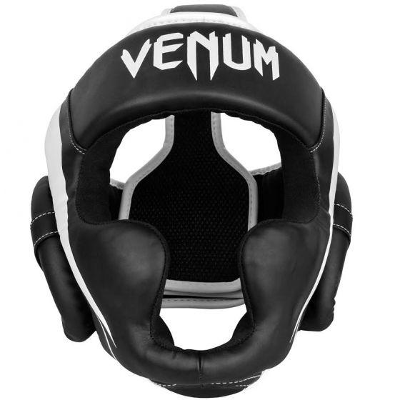 ШЛЕМ VENUM ELITE - Черный/Белый - Универсальный размер